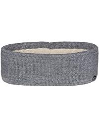 Lierys Mono Stirnband für Damen und Herren Skiband Strickband Ohrenwärmer mit Futter Herbst Winter