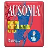 Ausonia 8410108116213 Normal Damenbinde, 1er Pack (1 x 0.2 kg)