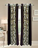 Deco Home Modern Polyester Door Curtains...