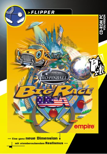 Pro Pinball - Big Race USA
