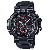 G-Shock by Casio Men's Analog MT-G MTGB1000B-1A Analog-Quartz Stainless Steel Watch Black