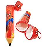 Kabello Pencil Box, Pencil Shape Pencil Box, Rakhi Return Gift For Sister And Brother (Set Of 2) Pack Of 1