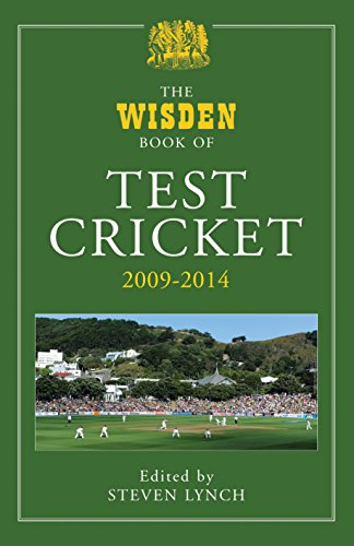 The Wisden Book of Test Cricket 2009 - 2014 (English Edition)