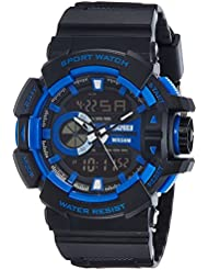 Upto 85% Off On Skmei Chronograph Analogue Digital Sport Men's Watches low price image 12
