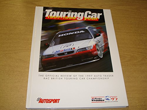 Touring Car Year: 1997-1998 por Andy (ed) HALLBERY