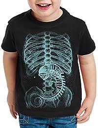 style3 Xénomorphe T-Shirt pour enfants Alien