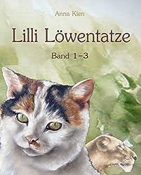 Lilli Löwentatze - Abenteuer 1-3: Sammelband
