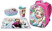Corredo scuola Asilo di Frozen Never Anna e Elsa