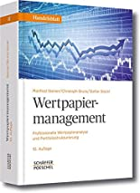Wertpapiermanagement: Professionelle Wertpapieranalyse und Portfoliostrukturierung (Handelsblatt-Bücher) hier kaufen