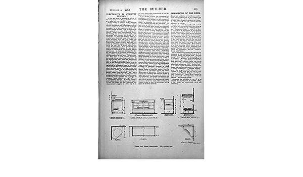 Original old antique victorian print Drucken Sie Hausunterricht ...