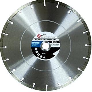 ADT Diamant - Trennscheibe Beton Granit Ø 350mm 25,4mm Bohrung