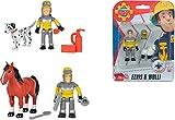 Feuerwehrmann Sam Tierrettung Figuren Set, sort., 1 Stück