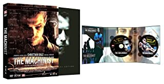 The Machinist (Special Edition, 2 DVDs)