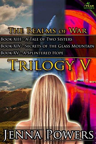 The Realms of War Trilogy 5 (Dark Fantasy 3 Book Bundle)