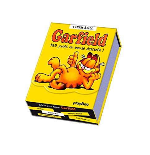 Calendrier Garfield, 365 jours de bande dessinée ...