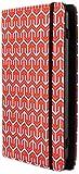 Jonathan Adler Jaipur Arrows Hülle für Kindle, Kindle Paperwhite und Kindle Touch, Orange