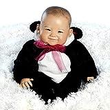 Simulation Reborn Asian Babypuppe, 51 cm (20 Zoll) Realistische Mädchenpuppe in GentleTouch Vinyl & Weighted Body