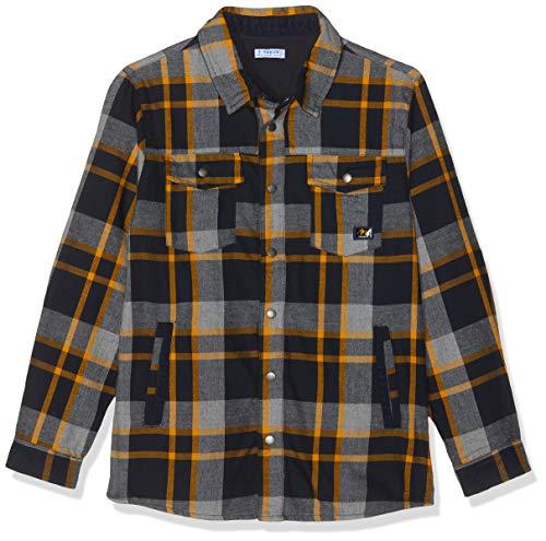 Mayoral 4136 Camisa para Niños Marrón Honey 20 2 años Tamaño del fabricante2