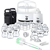 Tommee Tippee Closer to Nature Complete Feeding Set, White