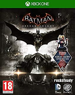 Batman Arkham Knight (B00ITGZCK0) | Amazon price tracker / tracking, Amazon price history charts, Amazon price watches, Amazon price drop alerts