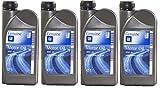 General Motor Oil 10w40 Olio Motore Semisintetico per Opel 4 barattoli da 1 litro = 4 Litri