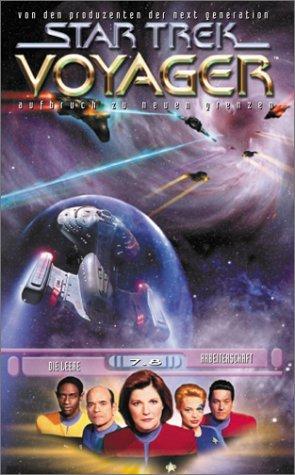 Preisvergleich Produktbild Star Trek - Voyager 7.08: Die Leere / Arbeiterschaft,  Teil 1 [VHS]