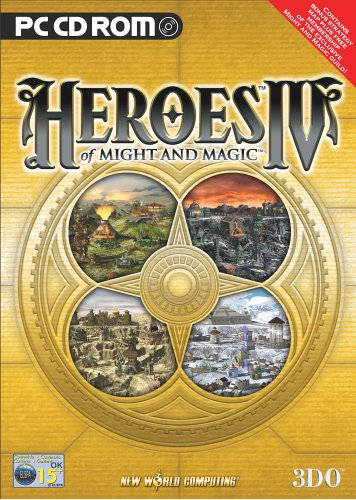 Heroes of Might + Magic 4