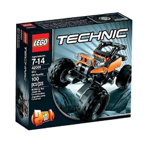 Preisvergleich Produktbild LEGO Technic 42001 - Mini-Geländewagen