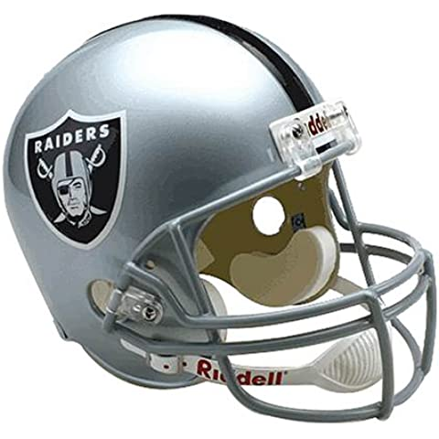 NFL Riddell Replica Full-Size-Helmet Oakland Raiders by Caseys