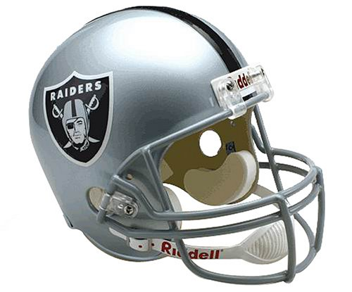 Riddell Speed Replica - Oakland Raiders