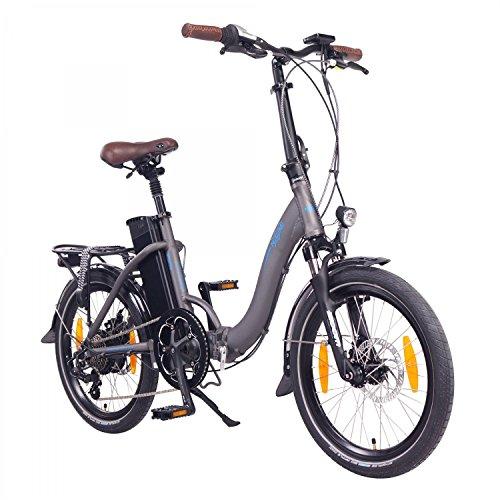 NCM Paris (+) E-Bike, E-Faltrad, 250W, 36V 15Ah/19Ah • 540Wh/684Wh Akku, 20