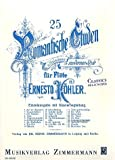 Kuckuck und Nachtigall op.66,22 : für Flöte und Klavier Reprint
