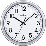Dugena  Basic Wanduhr Analog Quarz 4460647