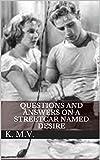Questions and Answers on A Streetcar Named Desire (English, gebraucht gebraucht kaufen  Wird an jeden Ort in Deutschland