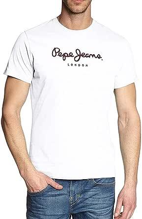 Pepe Jeans Eggo, Maglietta a Maniche Corte Uomo
