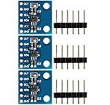 DaoRier MCP4725 DAC 12bit Digital/Analog-Wandler I2C Schnittstelle Development Board Modul 3 Stück