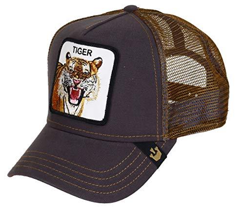 Goorin Bros. Cappellino Eye Of The Tiger berretto baseball mesh cap Taglia unica marrone