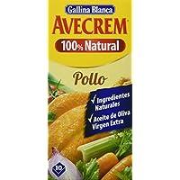 Gallina Blanca - Avecrem 100% Natural Pollo - [Pack de 3]