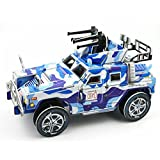 Zigsaw 3 D Army Jeep /Car Modal Puzzle Cardbord Art Craft Paper Modal DIY Kid Toy Educational Paper Craft For Kids/Children Paper Educational Toys Summer Holiday Art & Craft Birthday Gift / Return Gift For Girls