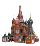 CLEVER PAPER Puzzles 3D Catedral de San Basilio, Rusia 14195