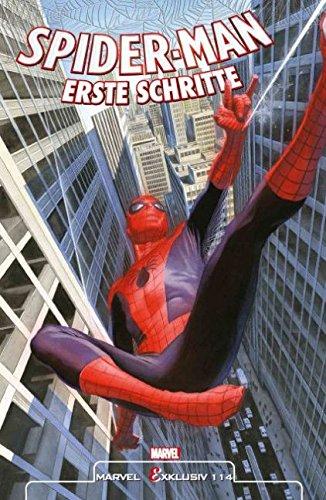 Marvel Exklusiv Softcover 114: Spider-Man: Erste Schritte (Panini, 2015)