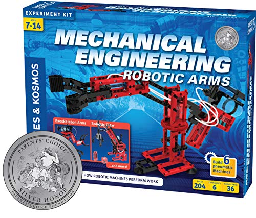 Thames & Kosmos 625415 Maschinenbau: Roboterarme
