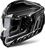 Airoh - casco moto airoh st 701 safety full carbon white gloss st7sf38 - cas15e - xl