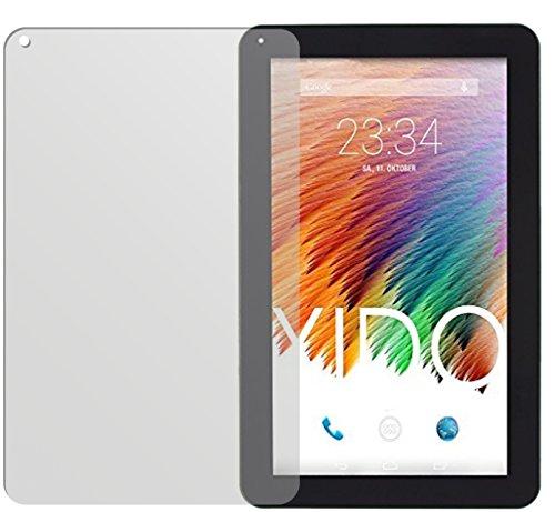 dipos I 2X Schutzfolie matt passend für XIDO Tablet X110 Folie Bildschirmschutzfolie