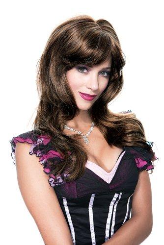 Angelina Wig Brown French Kiss