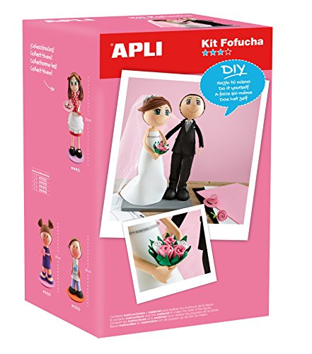 APLI Kids - Kit Fofucha novios (13849)