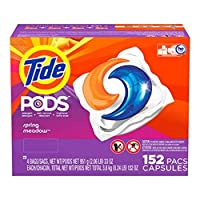 Unknown Tide Pods Spring Meadow Scent 152 Count New