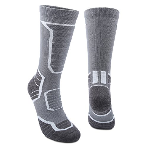 Athletic Socks Performance Compression High Crew Socks For Soccer Basketball Hiking