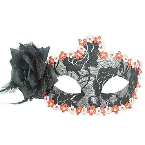 quisiten Künstliche NäGel Setzen Leuchtende Nagelabdeckung 10Xfake Fingers Hexe Nagel Set Abdeckung Halloween Prop Party Kostüm Cosplay ()