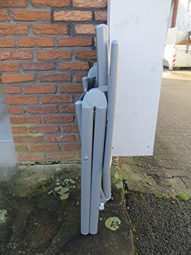 Doppler Mandalika Garden 6+1 Klappsessel und Ausziehtisch - 8